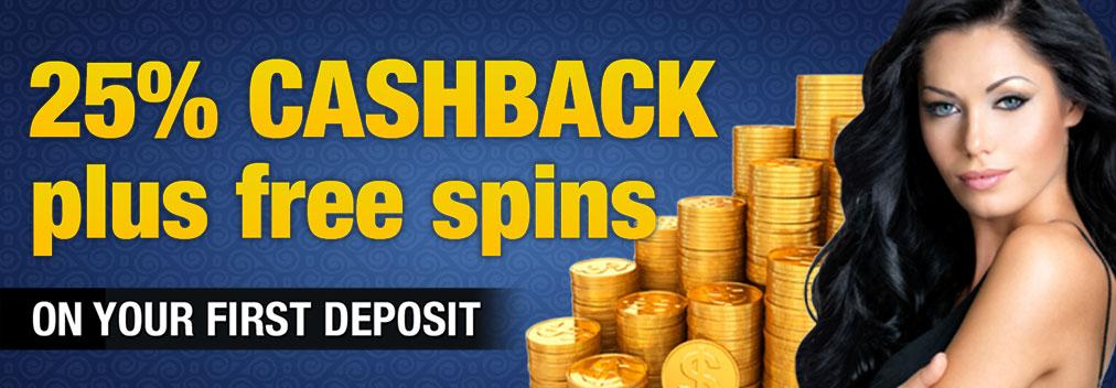 Our Top 3 Casino Bonuses