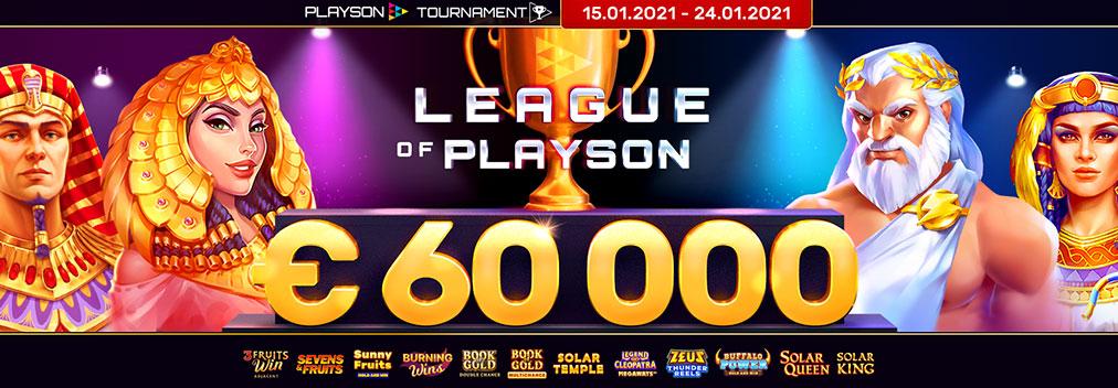 League of Playson Tournament