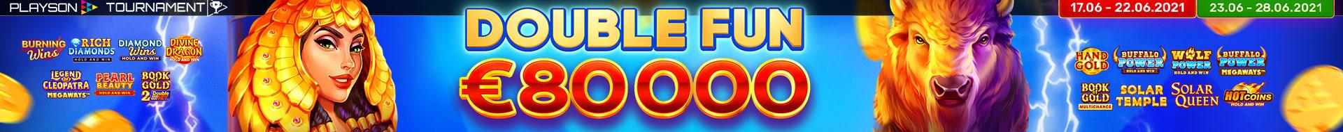 Double Fun 80K