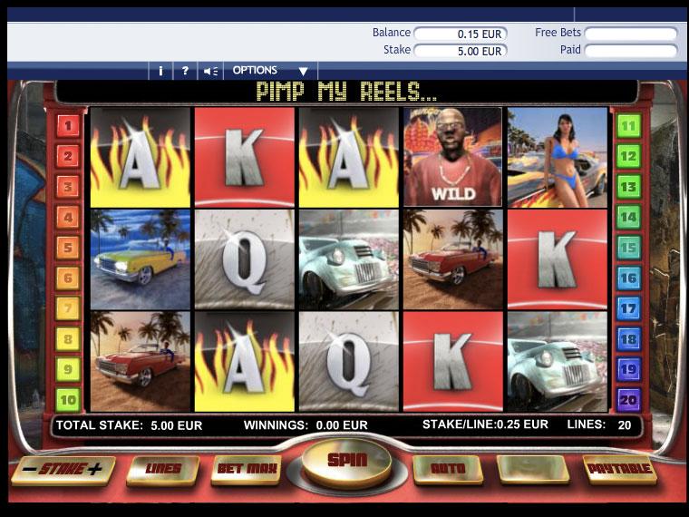 Pimp My Slot - 20 Line