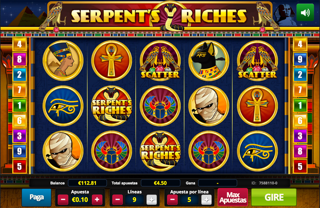 Serpent's Riches