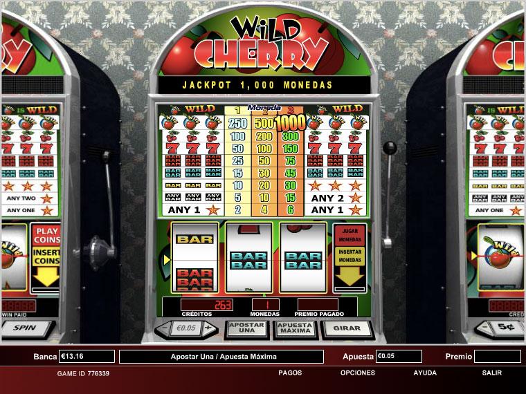 Wild Cherry - 1 Line